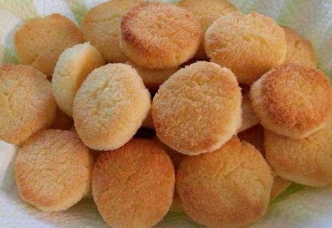 Рецепт простого песочного печенья в домашних условиях