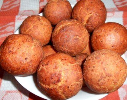 Рецепт шариков из творога жареные в масле