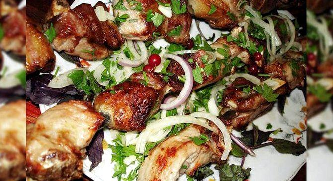 Рецепт шашлыка из свинины по кавказски без уксуса