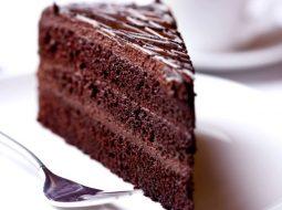 Рецепт шоколадного бисквитного торта