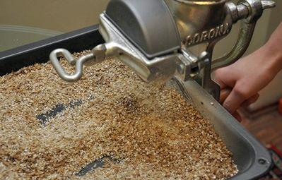 Рецепт темного пива из зернового солода