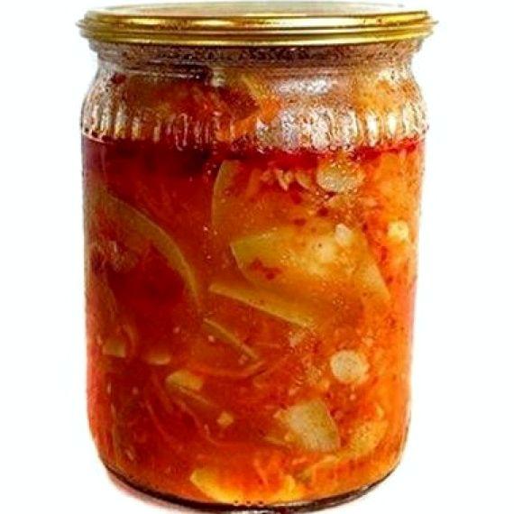 Рецепт тёщин язык из кабачков на зиму с томатной пастой