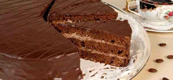 Рецепт торт прага в домашних условиях с фото
