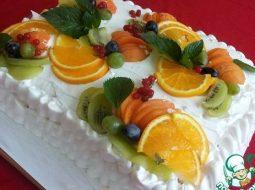 Рецепт торта тропиканка с фото пошагово