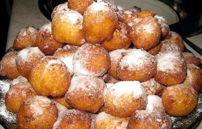 Рецепт творожных пончиков в домашних условиях с фото