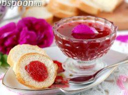Рецепт варенья из чайной розы с желфиксом