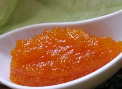 Рецепт варенья с абрикос с апельсином