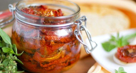 Рецепт вяленных помидор на зиму от юлии высоцкой