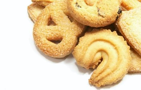 Рецепт вкусного песочного печенья легкого приготовления