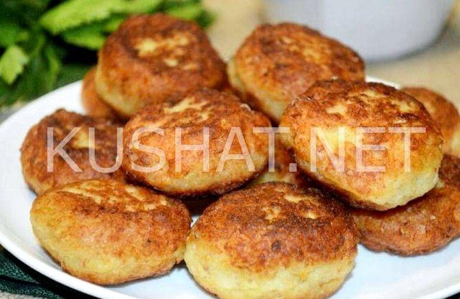 Рыбные котлеты из минтая рецепт пошагово с фото