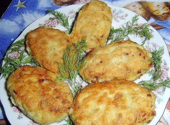 Рыбные котлеты из минтая рецепт с фото пошагово