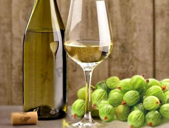 Самодельное вино из крыжовника в домашних условиях рецепт