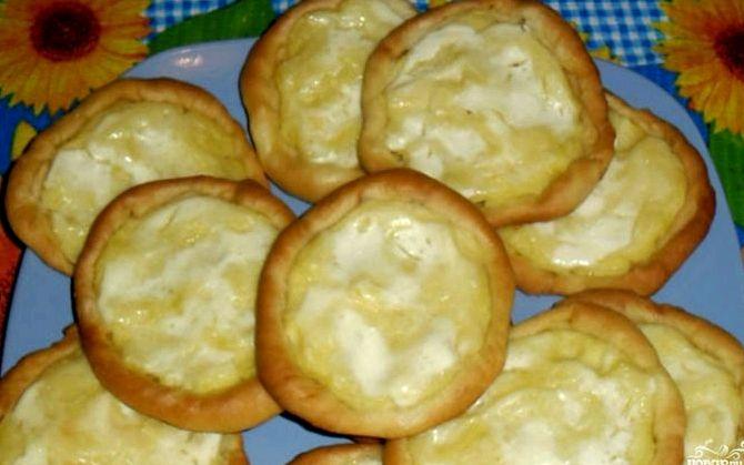 Шаньги с картошкой рецепт без дрожжей с фото