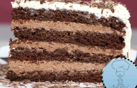 Слоеный торт рецепт в домашних условиях