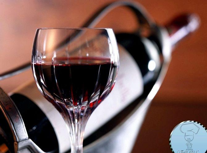 Сухое вино из чёрной смородины в домашних условиях простой рецепт