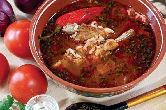 Суп харчо рецепт приготовления в домашних условиях из курицы с картошкой