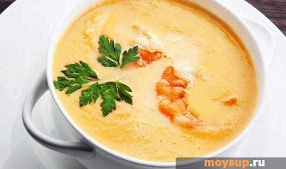 Суп с креветками рецепт пошагово с фото