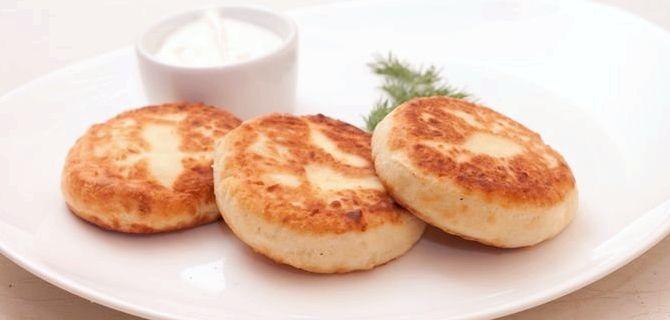 Сырники из творога классический рецепт в духовке