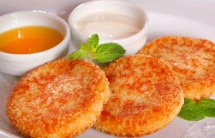 Сырники из творога рецепт классический в духовке