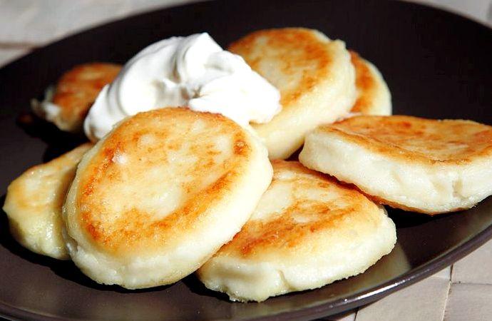 Сырники из творога рецепт с фото пошагово 1 кг