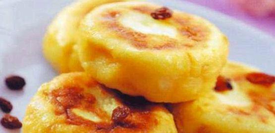 Сырники нежные из творога рецепт с фото