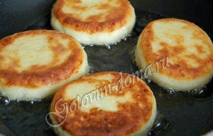 Сырники рецепт классический на сковороде с манкой