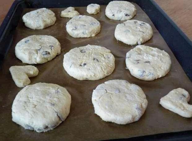 Сырники в духовке с манкой рецепт с фото в формочках