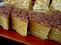Торт микадо рецепт с фото классический