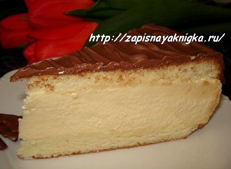 Торт птичье молоко по госту рецепт с фото