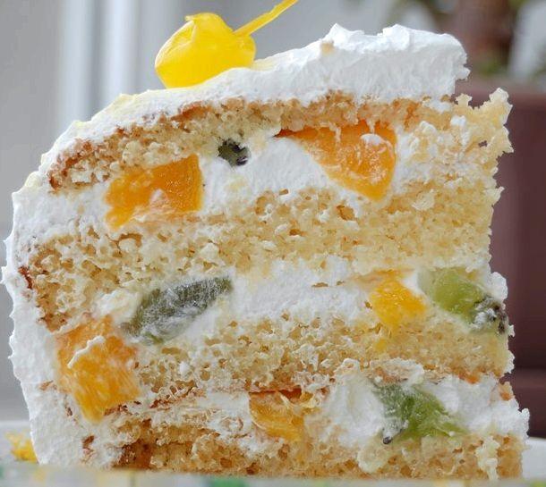 Творожно йогуртовый крем для торта рецепт