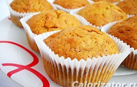 Творожные кексы рецепт пошаговый с фото