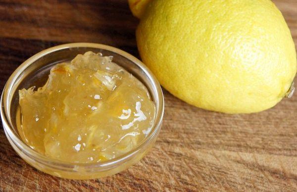 Варенье из имбиря и лимона рецепт с фото