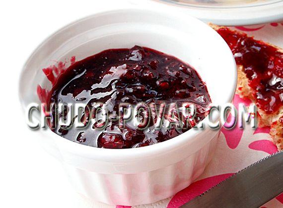 Варенье из вишни без косточек рецепт с фото