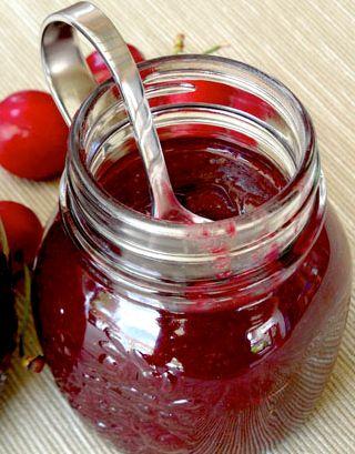 Варенье из вишни на зиму рецепт с фото