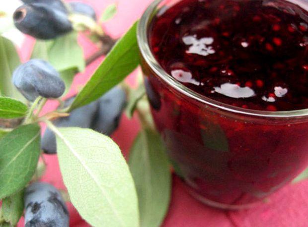 Варенье из жимолости и клубники рецепт пятиминутка