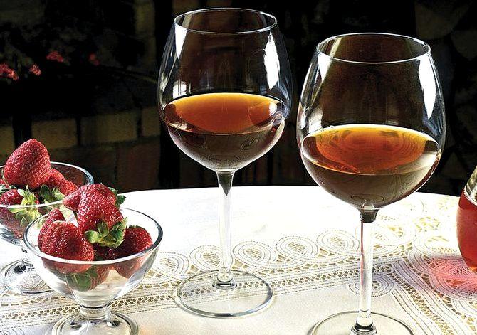 Вино из клубники и малины в домашних условиях рецепт