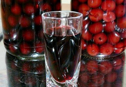 Вишневый ликер без водки домашний рецепт