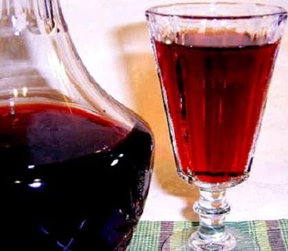 Вишневый ликер домашний рецепт на 1 литр водки