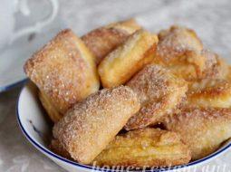 Вкусное творожное печенье рецепт с фото
