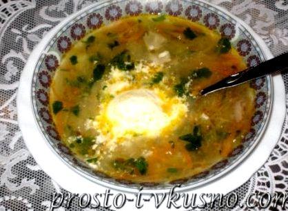 Вкусные щи из кислой капусты рецепт пошаговый с фото