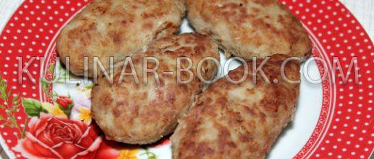 Вкусные сочные котлеты из фарша рецепт с фото