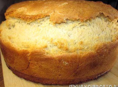 Вкусный домашний хлеб в духовке рецепт с фото