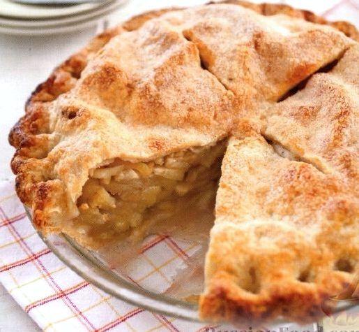Вкусный яблочный пирог рецепт с фото пошагово в духовке