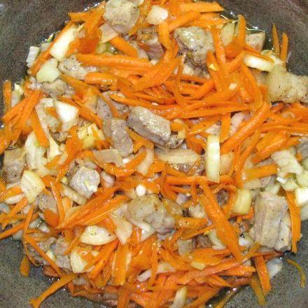 Вкусный плов из свинины рецепт пошагово с фото