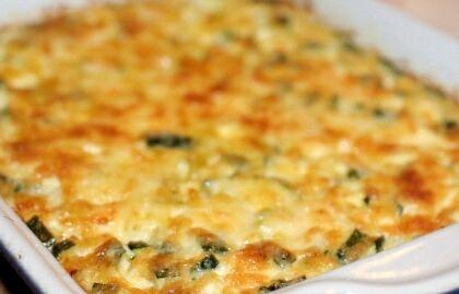 Запеченные кабачки с картошкой в духовке рецепт с фото