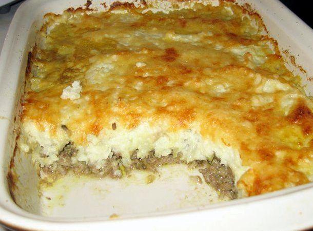 Зразы картофельные рецепт с фото в духовке