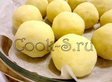 Зразы в духовке рецепт с фото картофельные